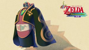 TLoZ: The Wind Waker - Wallpaper - Ganondorf by Thelimomon