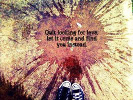 Love Quote by xbeckiesikkerx