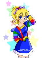 Wisp -Rainbow Brite- by hobbit-katie
