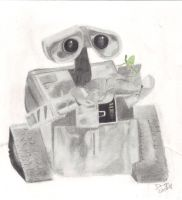Walle by Ninjetta14