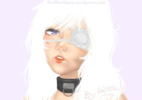 Eye Patch by RedStar-Sama
