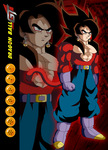 SSJ4 Vegetto by coycoy