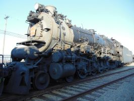 PRR Mountain Engine 6755 by rlkitterman