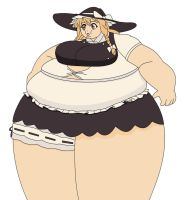fat marisa by tarumax