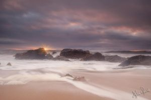 Waves Vs Stones by HelderPereira