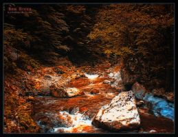 Red river by AlexandruGatea