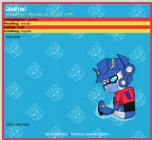 OP journal skin by clipchip