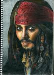 Johnny Depp by Unmentionables