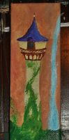 Rapunzel's Tower by susieyl