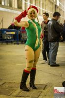 Cammy White Cosplay by AsakuraYumiChan