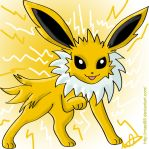 Jolteon by Mast88