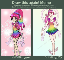 Improvement Meme by Kuumone