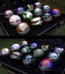 Choose your pokeball -views pre render- by Keynok