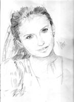 Nina Dobrev by thewipeout