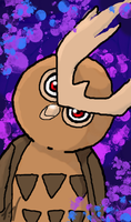 Noctowl by vanazza