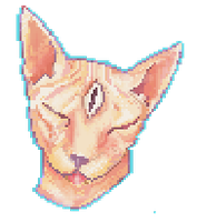 Pixel Kitty.png by chao-buu