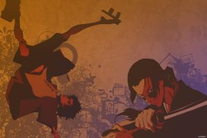 Yin and Wang by Synrite