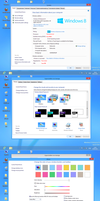 Windows8 RTM Sysprops and personalization by PeterRollar