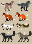 Cheap Adoptables (Closed) by Adoptables5