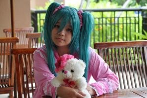 Hatsune Miku LOL by GamerFromHell