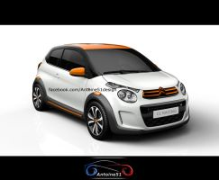 Citroen C1 Racing by Antoine51