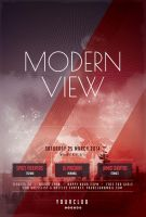 Modern View Flyer by styleWish