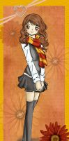 Hermione: The Colors of Fall by hacques