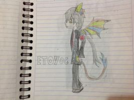 Etoyoc (by sol)(The Gray Garden) by Princess15eevee