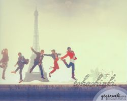 DBSK WALLPAPER by koukii