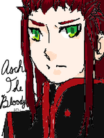 ASCH the Bloody by Servent-of-Melodies
