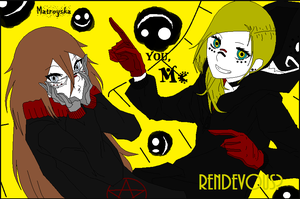 You, Me, Rendevous? by timburtonluver28