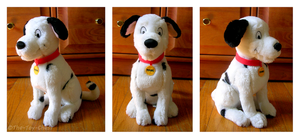 Disney Pongo - Mini Plush by The-Toy-Chest