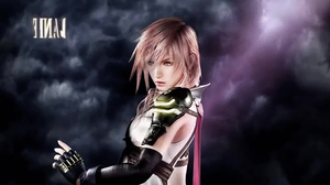 Lightning's Graphic Title in Dissidia (GIF) by SubplaysMinecraft