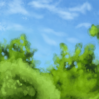 Trees by Zalcoti