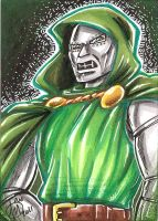 Doctor Doom by mainasha