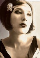 If I lived in the 20's by Lo-Lo-Liya