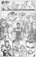 Heroic issue 2 -3 by tromaman