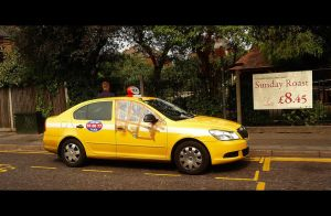 taxi patch by awjay