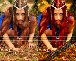 After And Before Created Photo Retouch by ICMDesigned