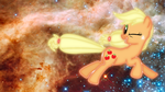 APPLEJACK... wait were you expecting apples? by DragonKittyPi