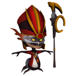 Ratchet and Clank: ToD - Percival Tachyon by o0DemonBoy0o