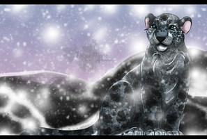 The First Snow by Sweet-Angelis