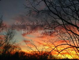 Crazy colors of the sky by kenzieklemphotog
