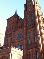 Old Smithsonian by AnnieSwigart