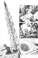 THE SILVER STAR-pencils-Pg01 by RONJOSEPH-ARTIST