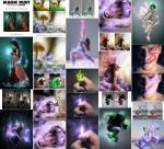 Magic Dust Photoshop Action by GraphicAssets