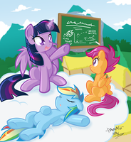 Lesson one: Aerodynamics by DANMAKUMAN