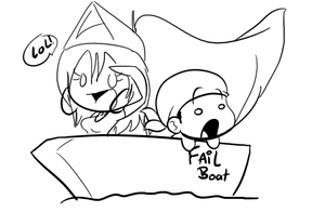 Joined the Failboat by BlackSen