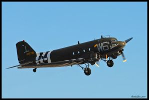 C-47 Lyons Museum by AirshowDave