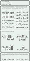 shuffle band by 7grims